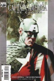 Captain America The Chosen #2 (2007) Marvel comic book